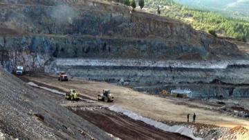 Tahta Köprü Barajı'nın kapasitesi artırılıyor