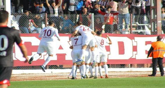 Hatayspor: 3 – Boluspor: 0