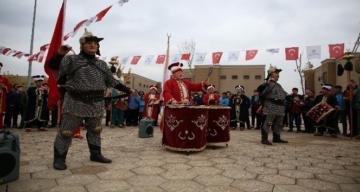 Tarihi İnegöl Mehteri yetimlere konser verdi