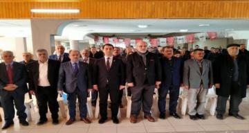 CHP Erzin İlçe Başkanı Yalçın Elmasoğlu oldu