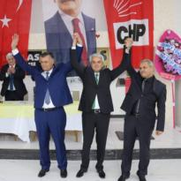 CHP'NİN HASSA İLÇE BAŞKANI BELLİ OLDU