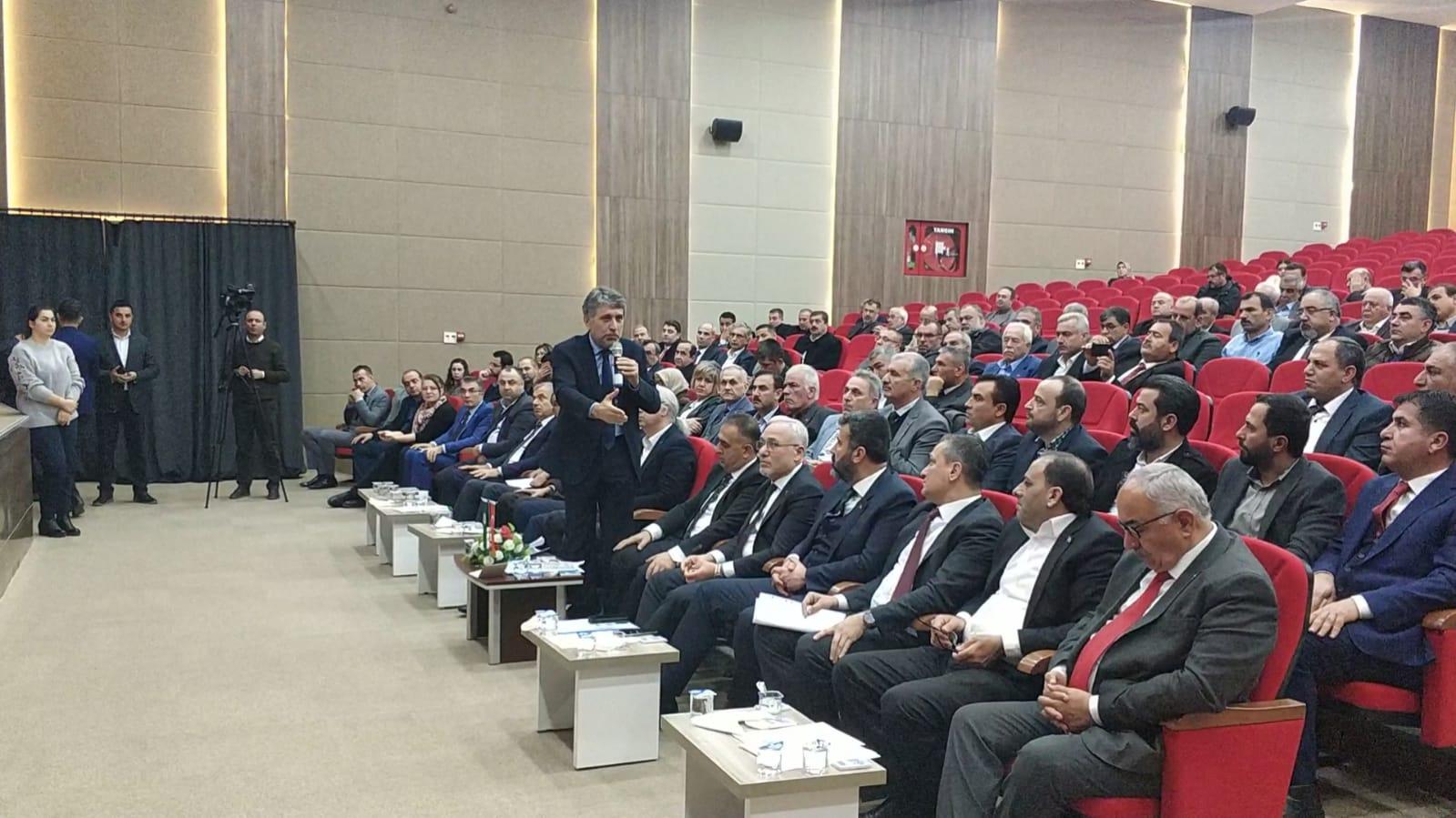 """""""EXPO 2021 HATAY İÇİN HAYAL OLMA YOLUNDA"""""""