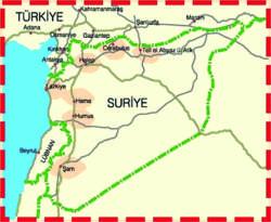 Hatay'da Bayır-Bucak Türkleri Bölünmüş Yaşamlar