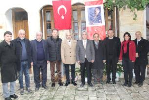 KIZILAY HATAY ŞUBESİ'NDEN HGC'YE ZİYARET