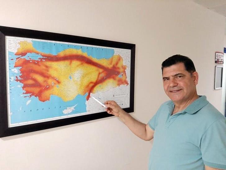 Deprem Aktivitesi Hatay'a Doğru mu Göç Ediyor?