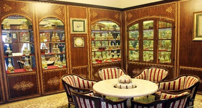 Tıbbi Aromatik Bitkiler Müzesi ilgi odağı oldu