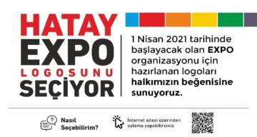 Hatay Expo logosunu seçiyor