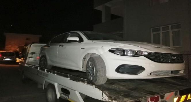 Hacizli araçları parçalayıp satan 3 kişi gözaltına alındı