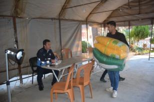 Genç kız çeyizini deprem mağdurlarına  bağışladı