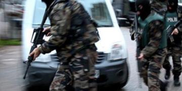 Hatay'da DHKP-C operasyonu: 4 gözaltı