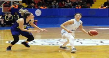 Hatay Büyükşehir Belediyespor: 60 – Fenerbahçe: 101