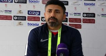 Hatayspor – Akhisarspor maçının ardından