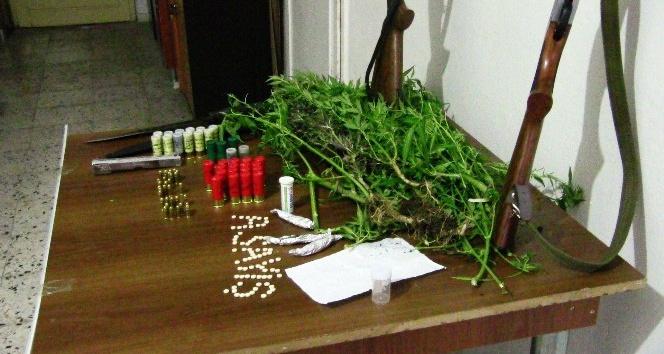 Samandağ'da uyuşturucu operasyonunda 1 gözaltı