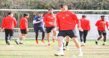 Hatayspor, Osmanlıspor maçının hazırlıklarını tamamladı