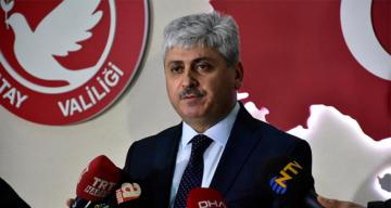 Hatay Valisi Doğan: 'Hava saldırı sonucu 33 Mehmetçiğimiz şehit olmuştur'