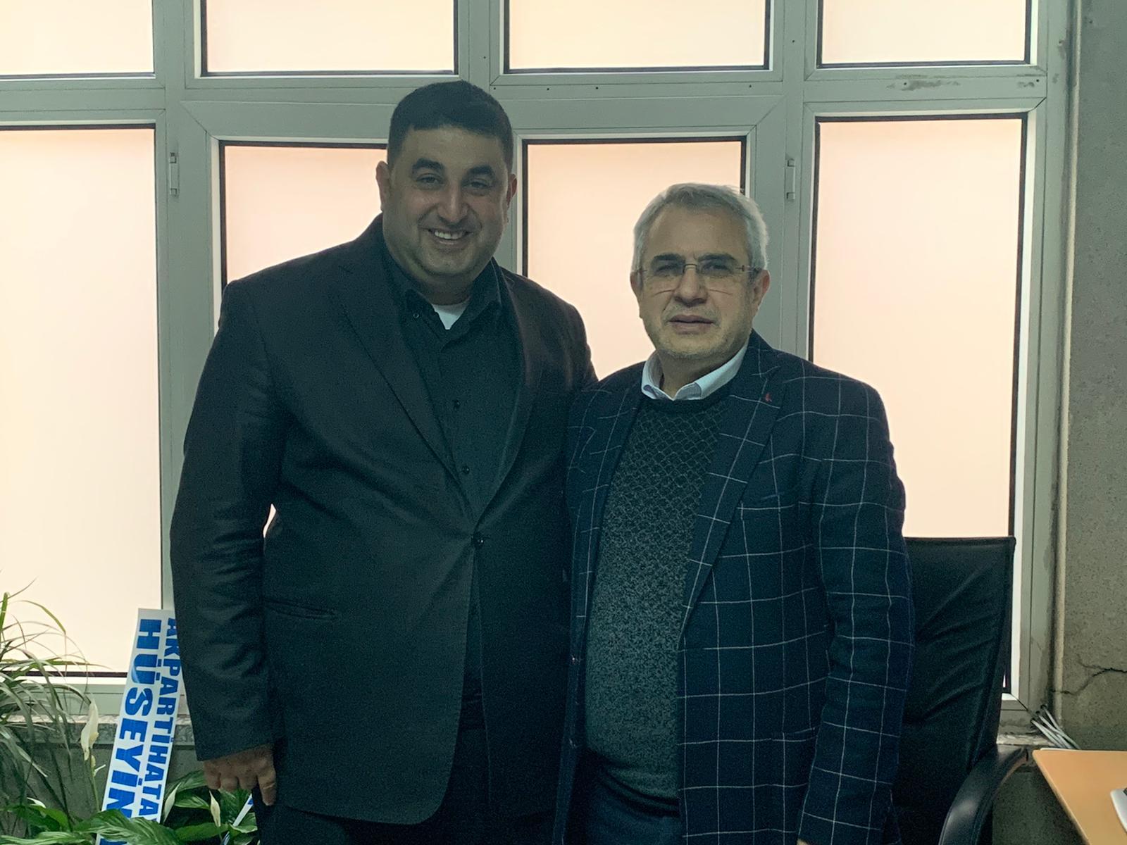 CHP'Lİ MECLİS ÜYESİNDEN GAZETEMİZE KUTLAMA
