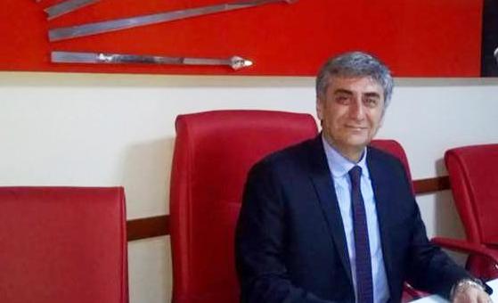 CHP HATAY İL BAŞKANLIĞINA RAMİZ PARLAR SEÇİLDİ