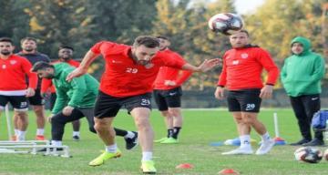 Hatayspor, BB Erzurumspor maçı hazırlıklarına başladı