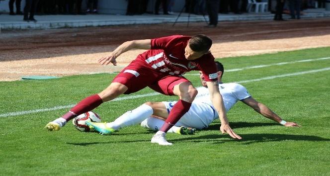 TFF 1. Lig: Hatayspor: 0 – BB Erzurumspor: 0