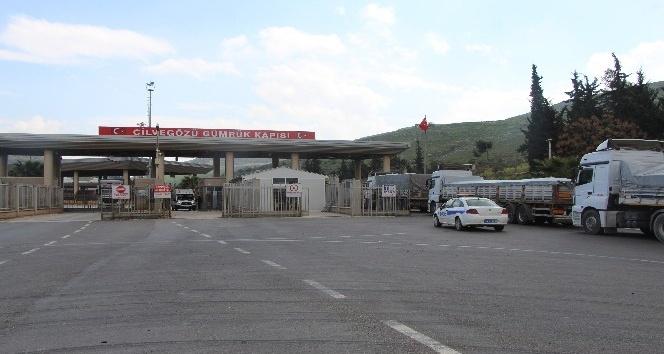 Cilvegözü Sınır Kapısı sivillere kapatıldı