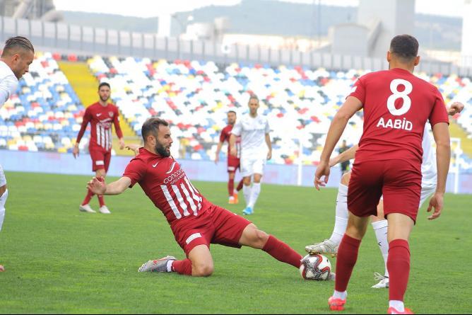 Hatayspor Altay'a kaybetti