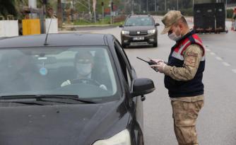 Hatay İl Jandarma ekipleri denetimlerine  aralıksız devam ediyor