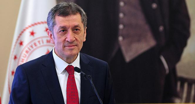 Milli Eğitim Bakanı Ziya Selçuk'tan yaz tatili açıklaması
