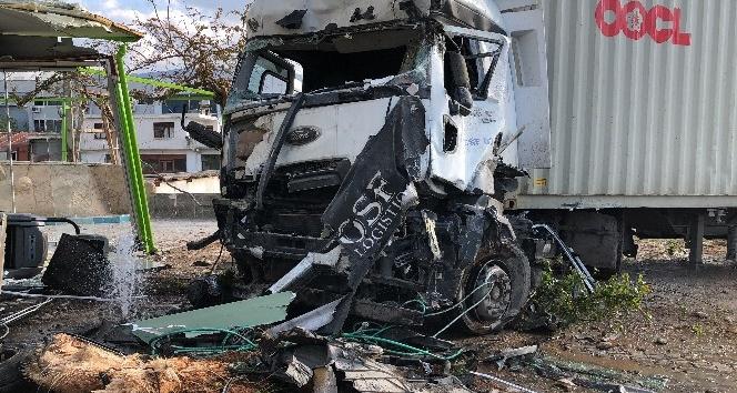 Feci kazada 5 ölü, 23 yaralı