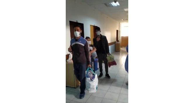 Hatay'da  3 kişi korona virüsünü yendi