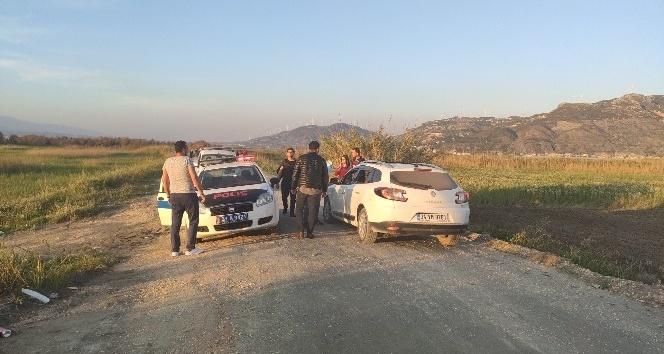 Samandağ'da polis ekiplerinden sıkı denetim