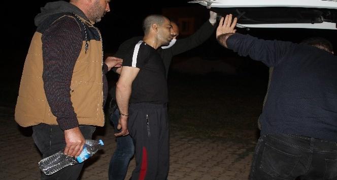 Konya'da hırsızlık yapan aile Hatay'da yakalandı