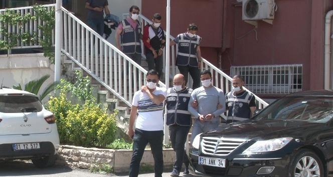 Katil zanlıları Mersin'de yakalandı