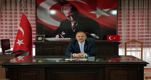 Kaymakam Karamehmetoğlu'nun Ramazan Bayramı Mesajı