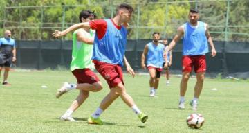 Hatayspor, İstanbulspor maçının hazırlıklarını tamamladı