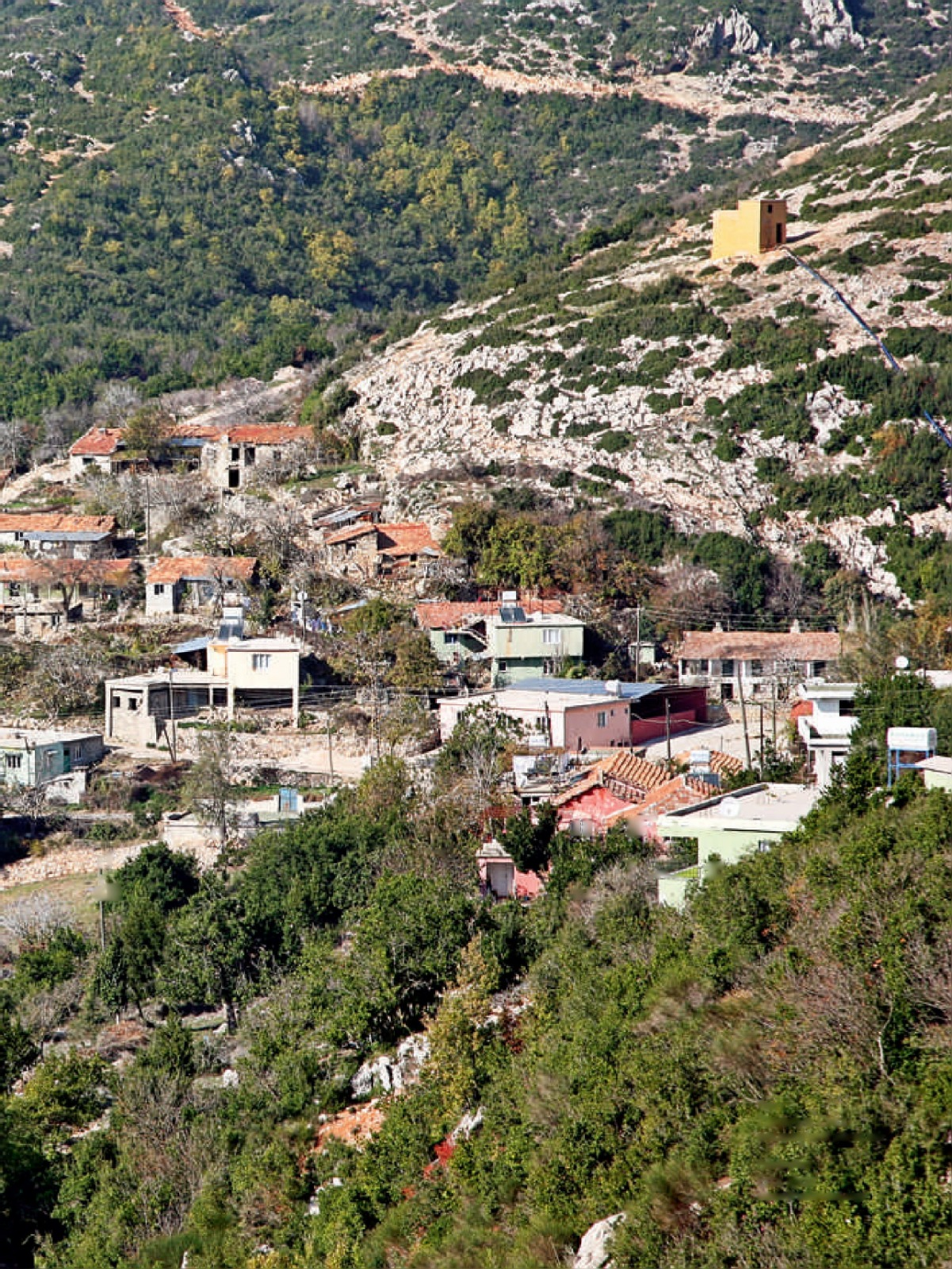 Yayladağı'nın En Yüksek Köyü