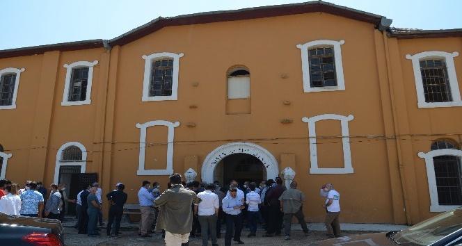 Sarı okul kültür müzesi olacak