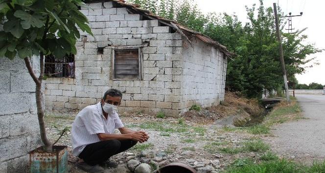 Tüberküloz hastasının harabe evde yaşam mücadelesi
