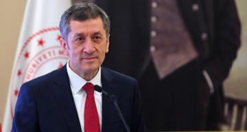 Milli Eğitim Bakanı Selçuk: 'Risk varsa biz yokuz'