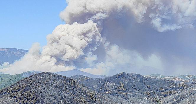Hatay'daki orman yangını 93 saat sonra kontrol altına alındı