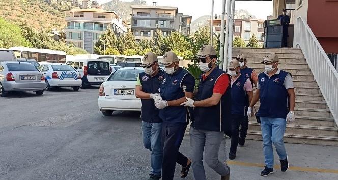 Reyhanlı patlamasının sorumlularından Ercan Bayat adliyeye sevk edildi