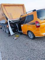 Kırıkhan'da Kaza 1 Şehit