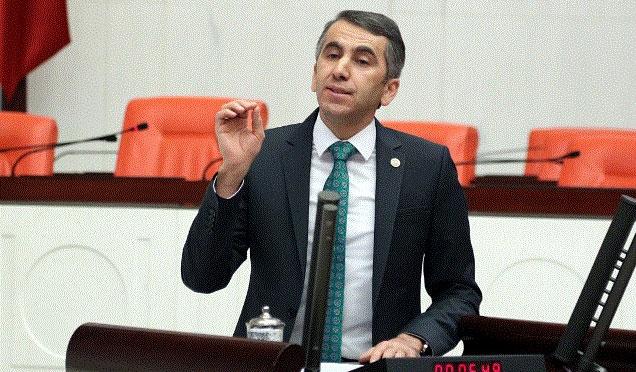 """TOPAL """"HATAY TÜRKİYE'NİN NEFES BORUSUDUR"""""""