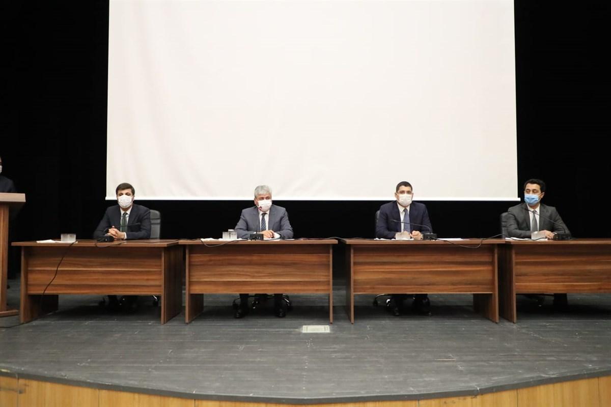 Erzin OSB Toplantısı Gerçekleştirildi