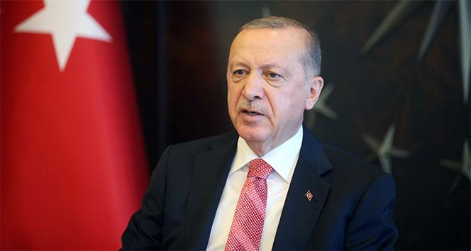 Cumhurbaşkanı Erdoğan 'Kahraman güvenlik güçlerimizi tebrik ediyorum'
