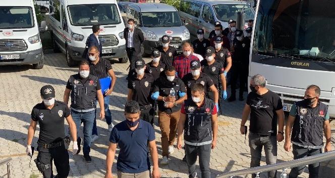 İskenderun körfezinde kokain ele geçirilen gemi ile ilgili 4 kişi tutuklandı