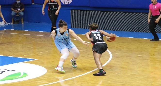 Hatay Büyükşehir Belediyespor: 90 – Bellona Kayseri Basketbol: 88