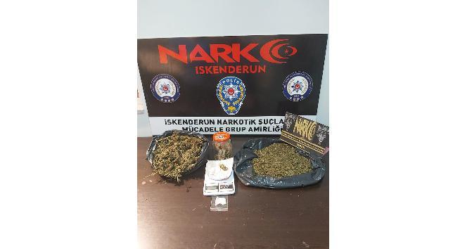Uyuşturucu ve Asayiş Operasyonu Gerçekleştirildi