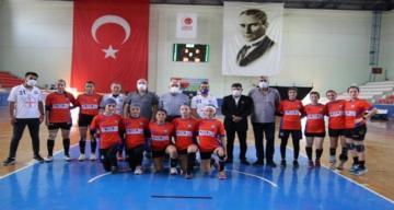 İskenderun Hentbol Spor Kulübü 2. Lig'e yükseldi