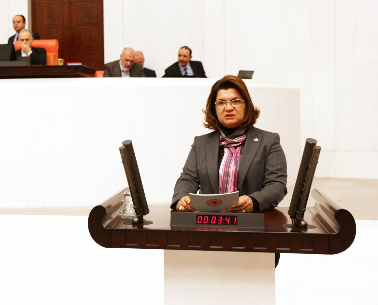 "MİLLETVEKİLİ ŞAHİN ""SUYU TASARRUFLU KULLANALIM"""