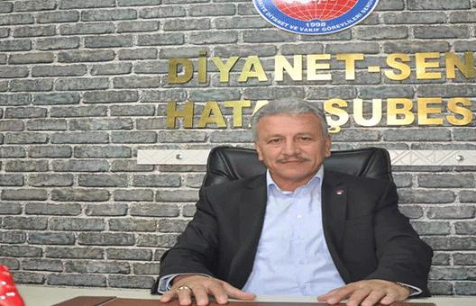 "URHAN ""İNANÇLARA SAYGI GÖSTERMELİ"""